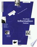 Practical Information Policies