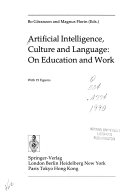 Artifical Intelligence  Culture and Language  On Education and Work