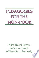 Pedagogies for the Non Poor