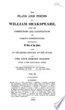 The Plays and Poems of William Shakspeare  Twelfth night  Macbeth
