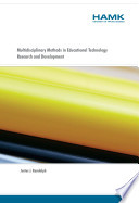 Multidisciplinary Methods in Educational Technology Research and Development