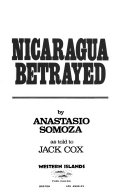 Nicaragua betrayed