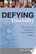 Defying Disability