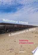 Multinational Interest   Development in Africa