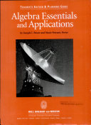 Algebra essentials and applications