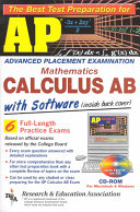 The Best Test Preparation for the Advanced Placement Examination  Mathematics  Calculus AB