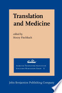 Translation And Medicine