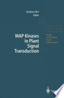 Map Kinases In Plant Signal Transduction book