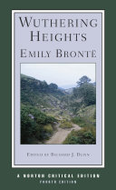 Wuthering Heights  Fourth Edition   Norton Critical Editions