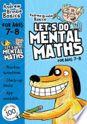 Let s Do Mental Maths for Ages 7 8