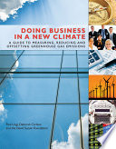 Doing Business In A New Climate