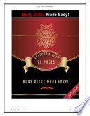 Body Detox Made Easy