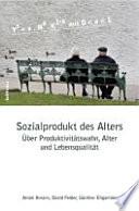 Sozialprodukt des Alters