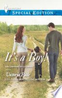 It S A Boy  book