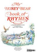 Honey Bear Book Of Rhymes