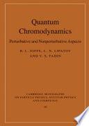 Quantum Chromodynamics