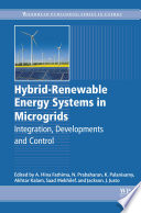 Hybrid Renewable Energy Systems In Microgrids