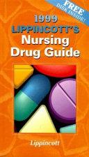 1999 Lippincott s Nursing Drug Guide