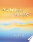 Psychology of Language