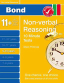 New Bond 10 Minute Tests Non Verbal Reasoning 9 10 Years