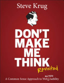 cover img of Don't Make Me Think, Revisited
