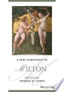 A New Companion to Milton