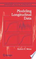 Modeling Longitudinal Data
