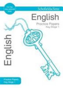 Key Stage 1 English Practice Papers