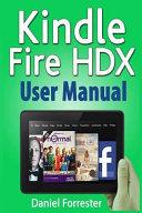 Kindle Fire Hdx User Manual