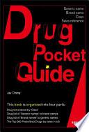 Drug Pocket Guide