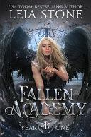 Fallen Academy  Year One Book PDF