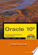 Oracle 10g   Kompendium