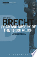 download ebook fear and misery of the third reich pdf epub