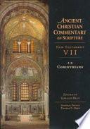 First second Corinthians