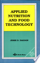 Applied Nutrition and Food Technology