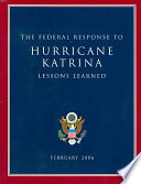 The Federal Response to Hurricane Katrina