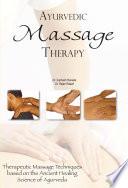 Ayurvedic Massage Therapy