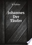 Johannes Der T ufer
