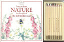 Learn to Draw Nature in the Style of the Edwardian Lady