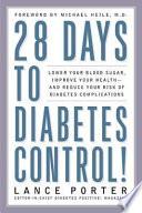 28 Days To Diabetes Control