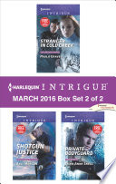 Harlequin Intrigue March 2016 Box Set 2 Of 2 book