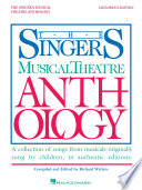 Singer s Musical Theatre Anthology   Children s Edition