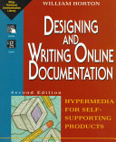 Designing and Writing Online Documentation