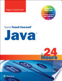 Java In 24 Hours Sams Teach Yourself Covering Java 9