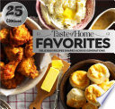 Taste Of Home Favorites 25th Anniversary Edition