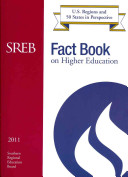 SREB Fact Book on Higher Education 2011