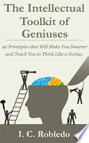The Intellectual Toolkit Of Geniuses
