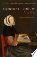 Seventeenth-century Fiction