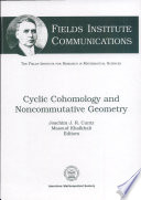 illustration Cyclic Cohomology and Noncommutative Geometry