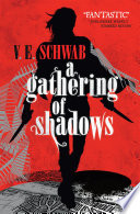 A Gathering Of Shadows : up smuggling, he is visited by...